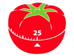 """Phương pháp """"Quả cà chua"""" Pomodoro: làm việc tập trung hiệu quả cao"""