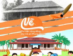 """Dự án """"Thư viện cộng đồng EVG"""" tại xã Phong Thạnh, tỉnh Trà Vinh"""