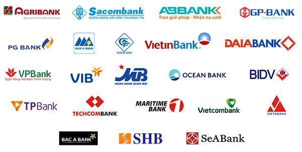 Logo các ngân hàng tại Việt Nam