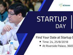 Ngày hội khởi nghiệp Startup Day 2018