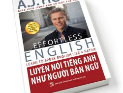 Review sách học tiếng Anh Effortless English