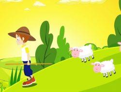 Truyện ngụ ngôn: Cậu bé chăn cừu