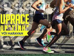 """Uprace up """"tình"""" với Haravan –  Giải chạy bộ vì tình thương và sức khỏe"""