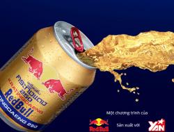 """Cuộc thi khởi nghiệp """"Red Bull – Chinh phục ước mơ"""""""