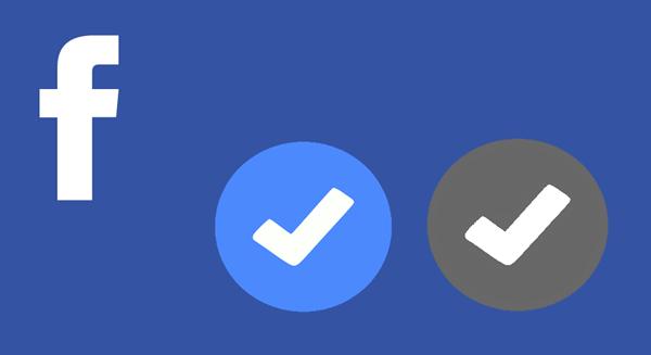 Dấu tick xanh Facebook
