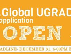 Học bổng Global UGRAD 2019 của phái đoàn Mỹ dành cho sinh viên VN