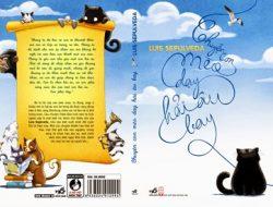 Review sách: Chuyện con mèo dạy hải âu bay – Luis Sepúlveda