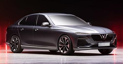 Tương lai ngành ô tô - Xe Vinfast Lux