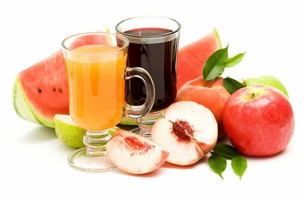 Nước ép nguyên chất - Nguồn dinh dưỡng cho cơ thể