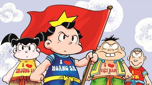 Tác giả bộ truyện tranh Thần Đồng Đất Việt là ai?
