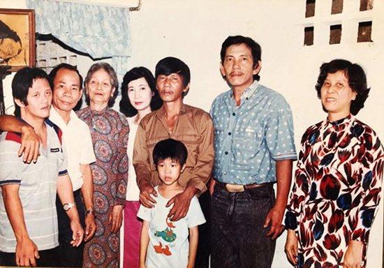 Tìm anh Trần Đình Phương, bố là Trần Đình Ngọc.