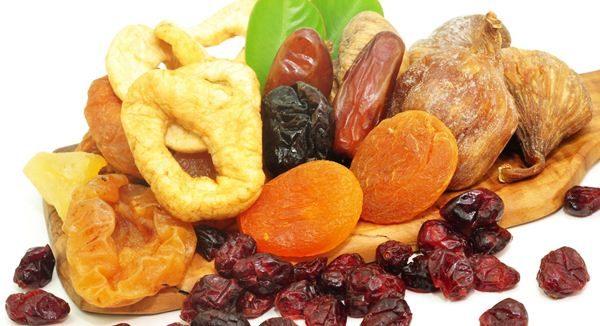 Ăn trái cây sấy khô có giảm cân không?