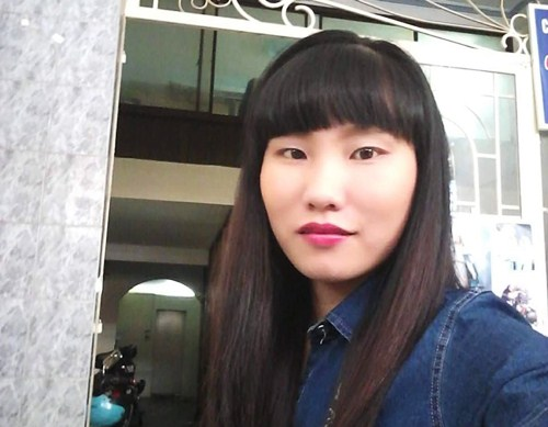 Trần Thị Thơm - quê Ninh Bình