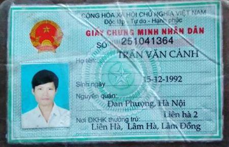 Trần Văn Cảnh 1992, quê Hà Nội