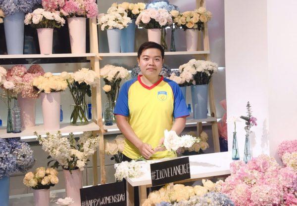 Phạm Trọng Hoàng Hà 1996