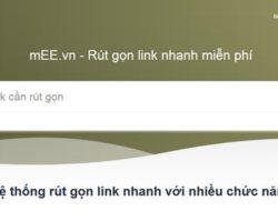 Top 4 website rút gọn link miễn phí của người Việt