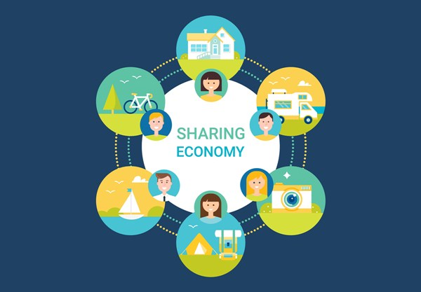Nền kinh tế chia sẻ - Sharing economy