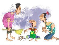 Được nuông chiều – Những đứa trẻ vứt đi!