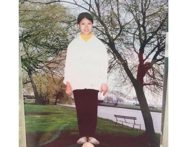 Hoàng Thị Lan 1987