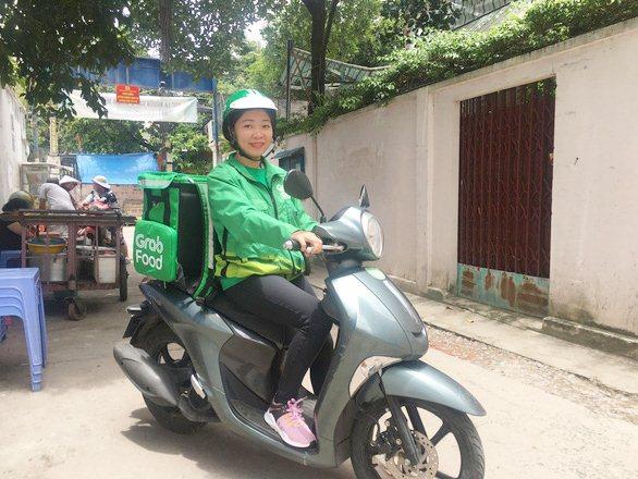 Nguyễn Thị Ngọc Dung tài xế Grab