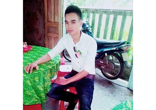Nguyễn Văn Hậu tỉnh Quảng Nam