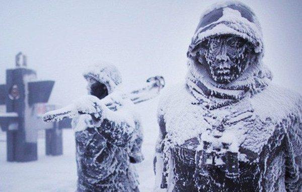 Chết vì lạnh cóng