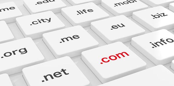 Cách đặt tên miền domain