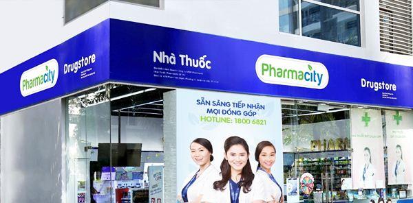 Nhà thuốc tại quận Tân Phú TPHCM