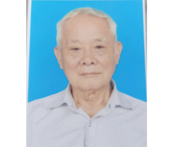 Ông Trần Khiêm 89 tuổi quận Tân Phú