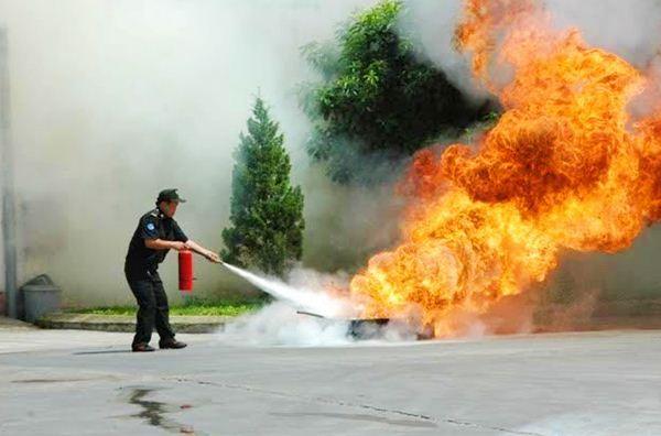 Kỹ năng thoát hiểm khi hỏa hoạn