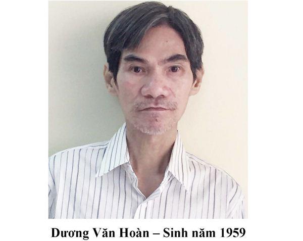 Dương Văn Hoàn 1959