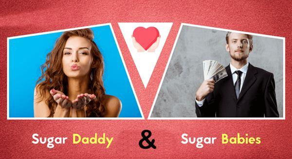 Sugar daddy và Sugar baby là gì