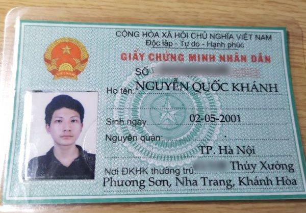 Nguyễn Quốc Khánh 2001