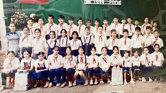 Võ Huỳnh Công Cường 1993 trường tiểu học Nguyễn Khuyến