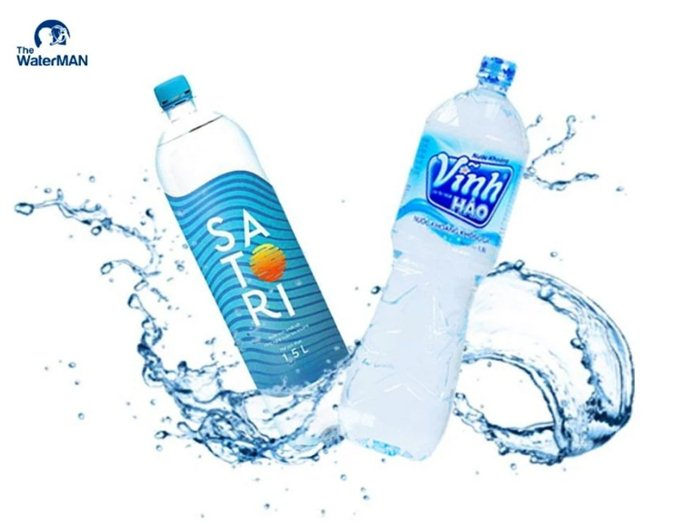 Nước uống tinh khiết Satori Vĩnh Hảo
