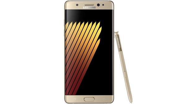 Điện thoại Samsung Galaxy Note 7