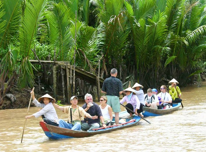 Du lịch tour Mekong miền Tây