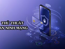 Cựu hacker nổi tiếng Việt Nam chia sẻ các thủ thuật an ninh mạng