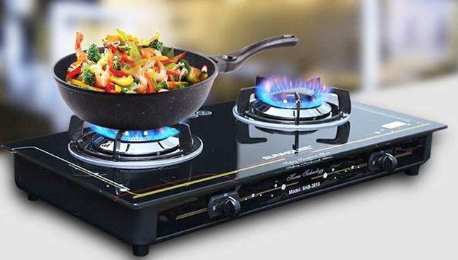 Khí gas nấu bếp ăn