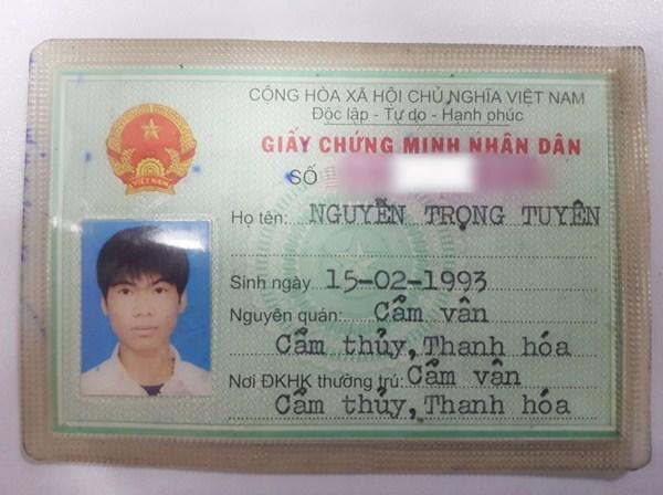 Nguyễn Trọng Tuyên 1993 Thanh Hóa