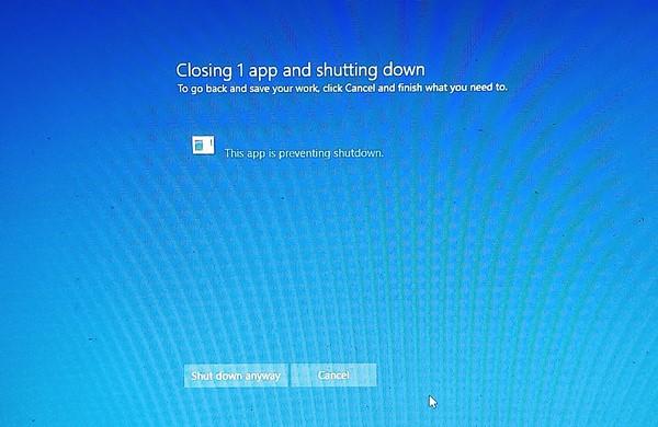 Laptop bị dính virus