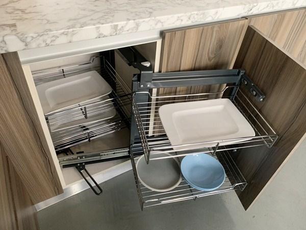 Tủ bếp cho căn hộ