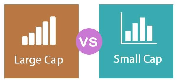 Cổ phiếu large cap - small cap