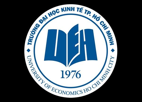Logo Trường Đại học Kinh tế TPHCM UEH