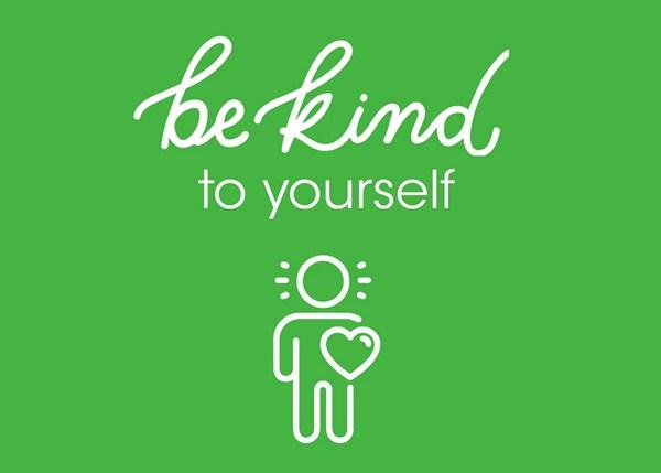 Hãy tử tế với bản thân