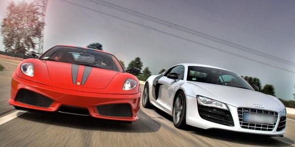 2 xe ô tô